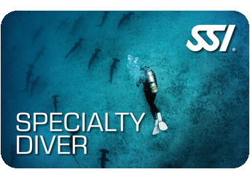 SSI Speciality Diver